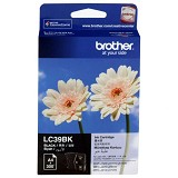 BROTHER Black Ink Cartridge [LC-39BK] - Tinta Printer Brother